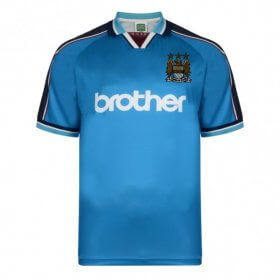Manchester City 1998 Trikot