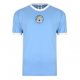 Manchester City 1972 retro trikot