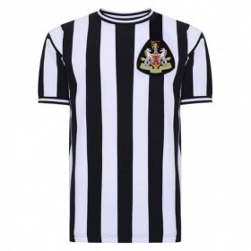 Newcastle United 1970 retro trikot