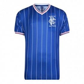 Glasgow Rangers 1984 Trikot