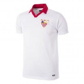 Sevilla FC 1980 - 81 Retro Trikot