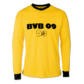 Borussia Dortmund retro Trikot 1975-76