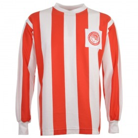 Olympiacos 60-70er Jahre Retro Trikot