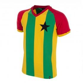 Ghana Trikot Afrikameisterschaft 1982