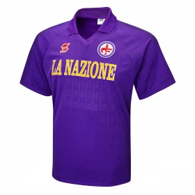 Fiorentina 1989/90 Retro Trikot