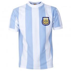 Argentinien Retro Trikot WM 1986