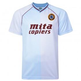 Aston Villa 1988 Aüswarts retro trikot
