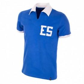 El Salvador Trikot Weltmeisterschaft 1982