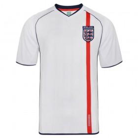 England 2002 retro trikot