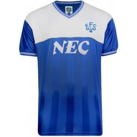 Everton 1986 Trikot