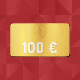 100€ Gift Card - Retrofootball®