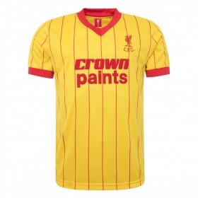 Liverpool Trikot 1981/82 | Away