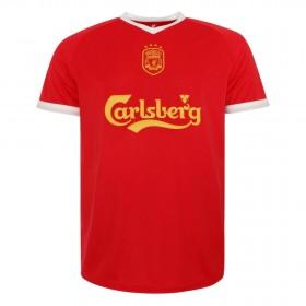 Liverpool FC 2001-03 retro trikot