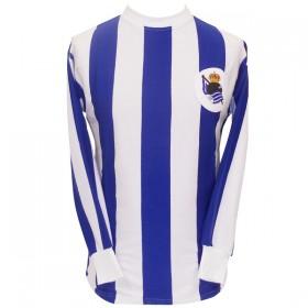 Real Sociedad 60s Retro Trikot