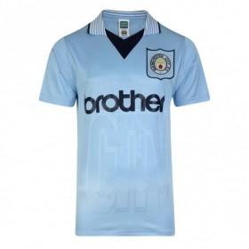 Manchester City 1996 Trikot