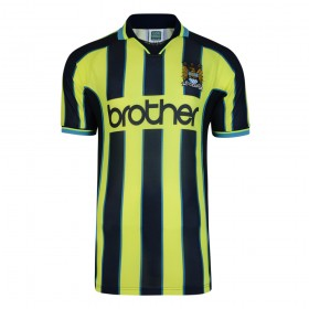 Manchester City 1999 Wembley Trikot
