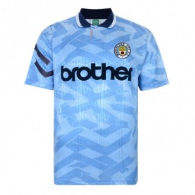 Manchester City 1992 retro trikot