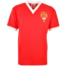 Manchester United 1958 FA Cup Final retro trikot
