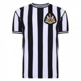 Newcastle United 1970 retro trikot