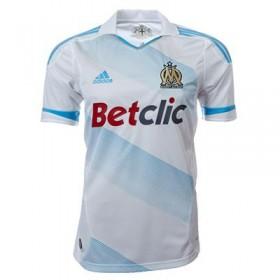 Olympique Marseille trikot 2010-2011 Auswärts
