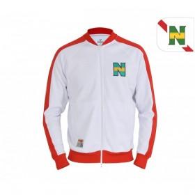 FC Nankatsu zweite Saison Jacke | Weiß