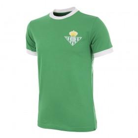 Real Betis 1970's Retro Fußball Trikot