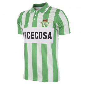 Real Betis 1993 - 94 Retro Fußball Trikot