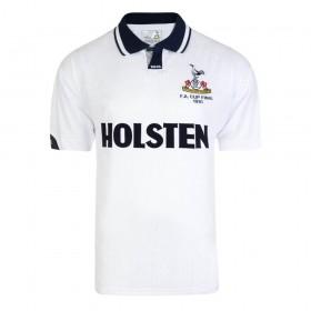 Tottenham Hotspur 1991 FA Cup Final retro trikot
