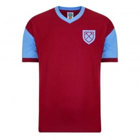 West Ham 1958 retro trikot
