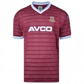 West Ham 1978 retro trikot