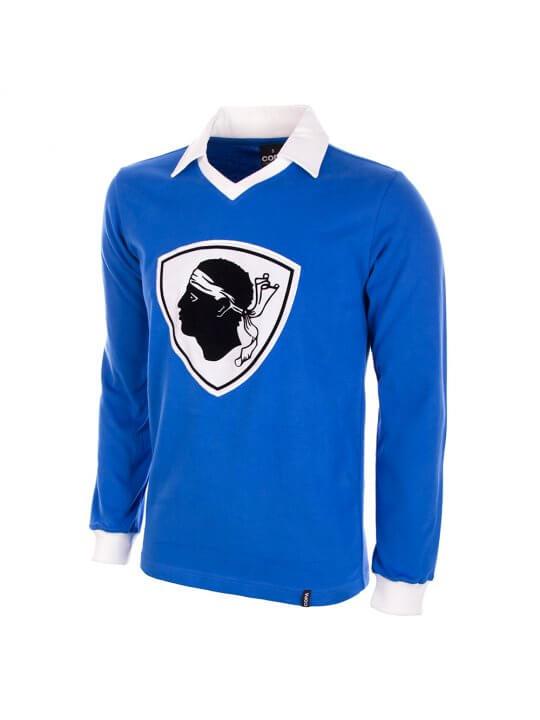 Sporting Club de Bastia Trikot 1977/78