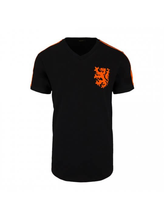 Holland 1974 T-Shirt | Schwarz