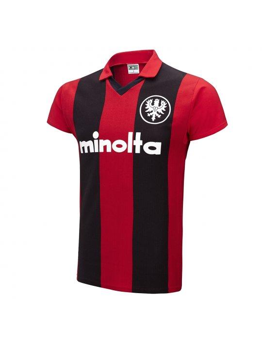 Eintracht Frankfurt UEFA Sieger retro Trikot 1980
