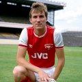 Stewart Robson Arsenal 1985-86 Hundertjahrfeier retro trikot