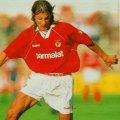 Caniggia SL Benfica 1994-95 trikot
