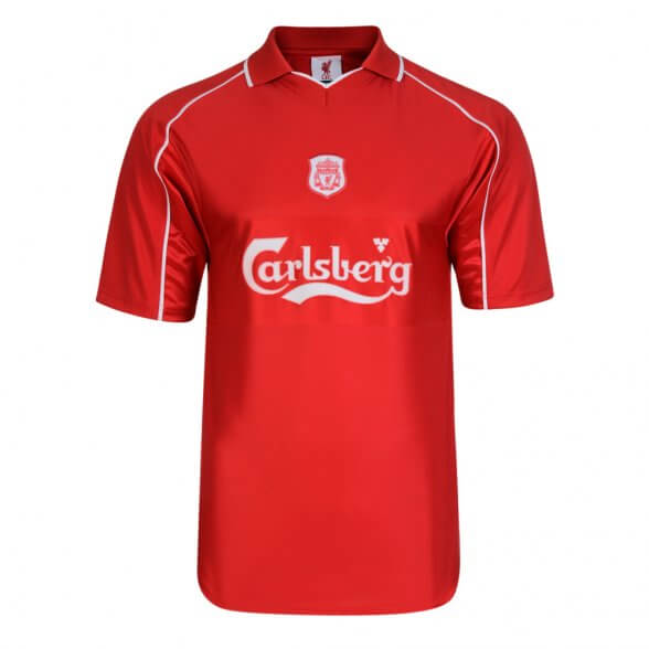 Liverpool Trikot 2000