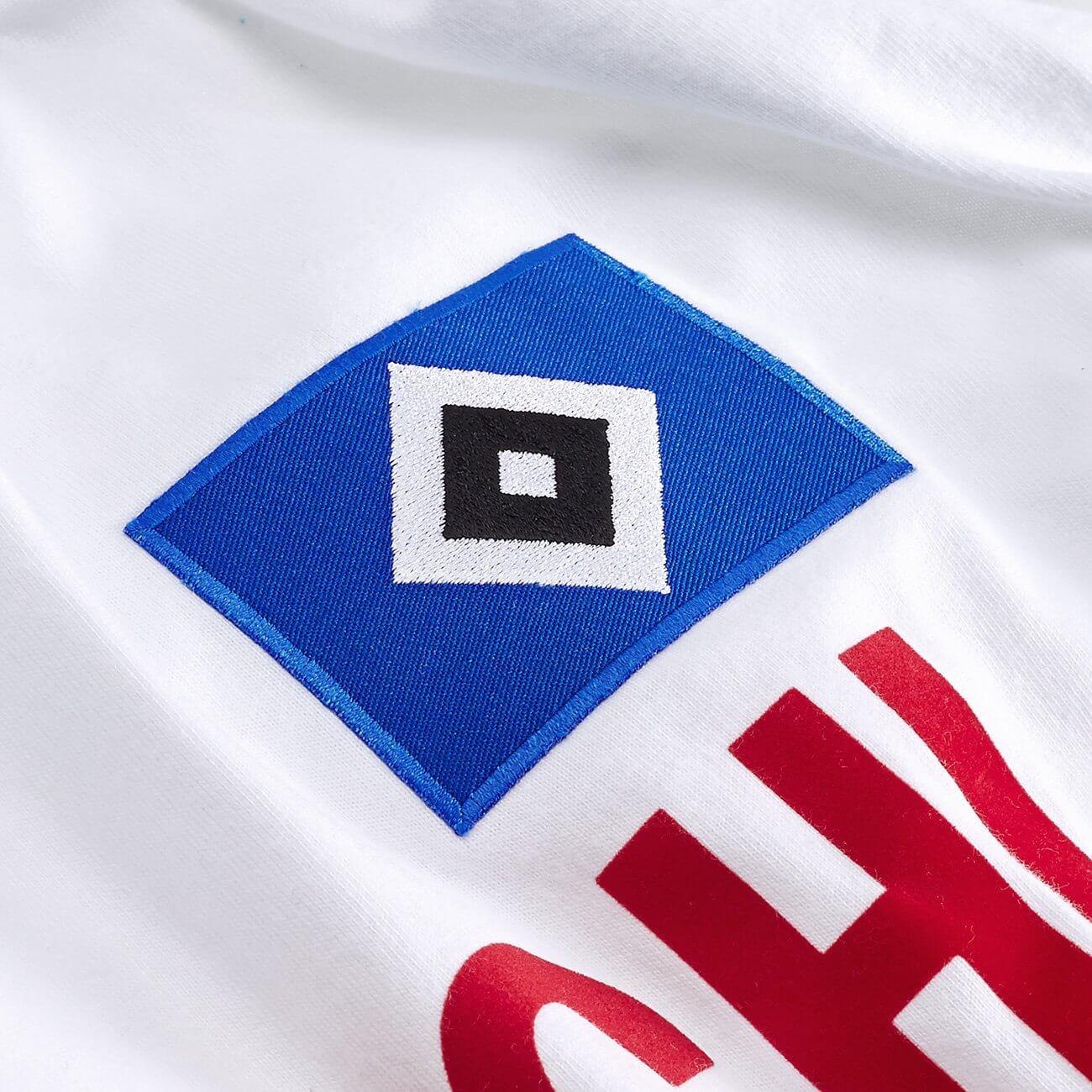 HAMBURGER SV ADIDAS Retro HSV Trikot Shirt Jersey HRUBESCH