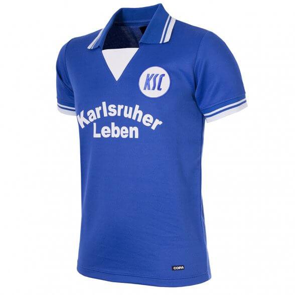 Karlsruher SC 1977/78 retro Trikot