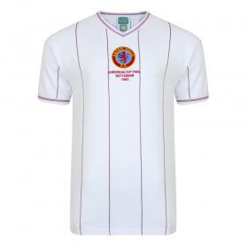 Aston Villa 1982 Champions League Finale retro trikot