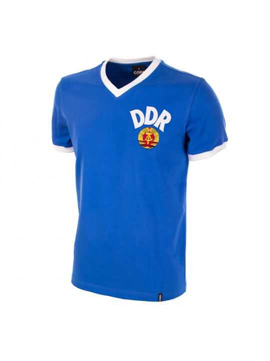 DDR Retro Trikot WM 1974