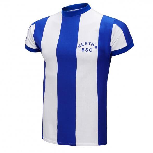 Hertha Berlin retro Trikot 1973-74