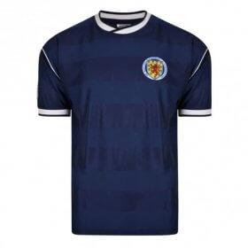 Schottland 1978 retro trikot