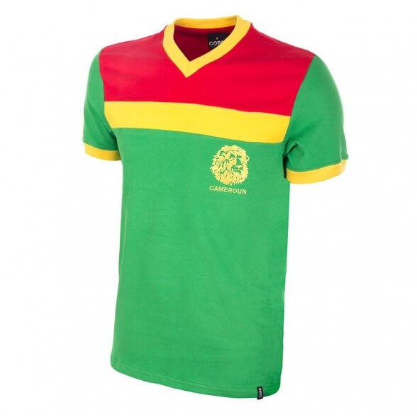 Kamerun Trikot WM 90