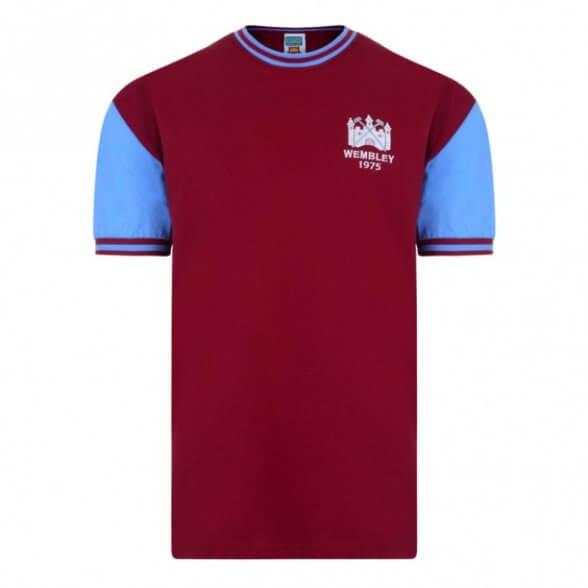 West Ham 1975 Trikot