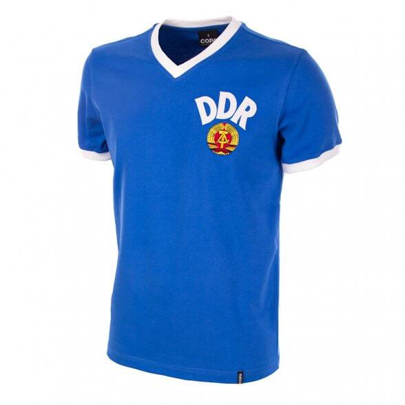 DDR Retro Trikot WM 1974
