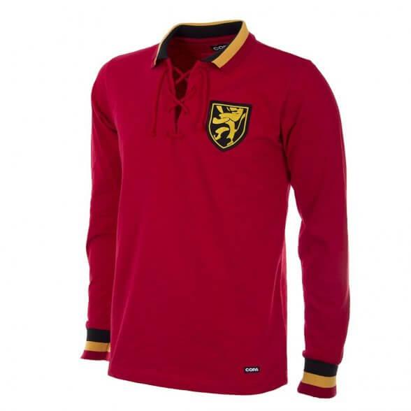 Belgien  1954 retro Trikot