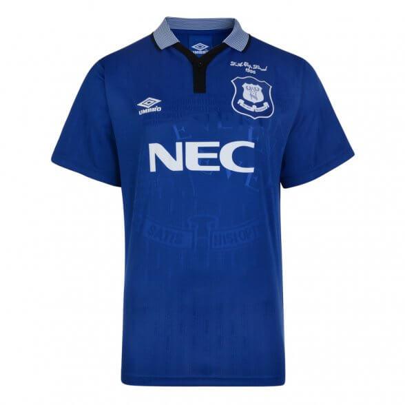 Everton 1994/95 Trikot Umbro