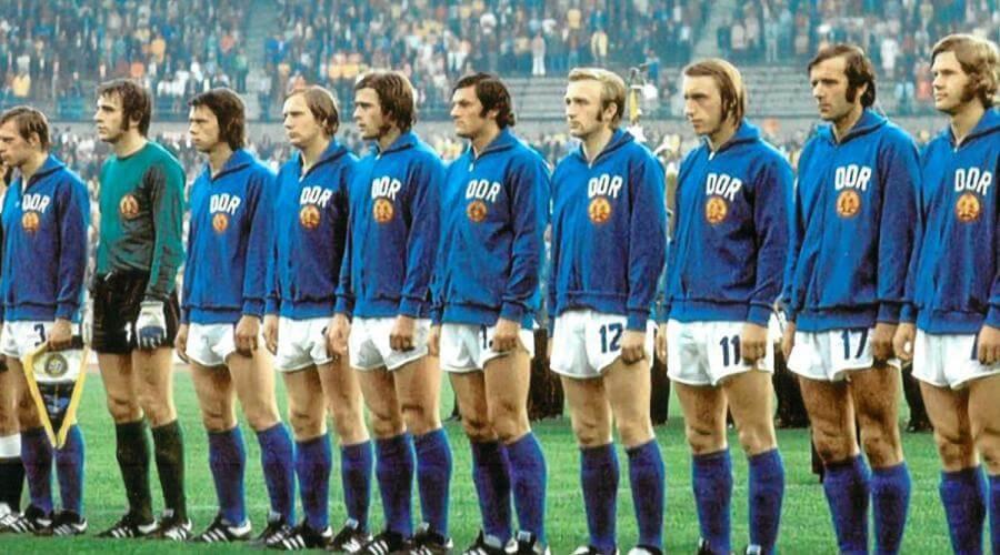 Alemania del Este (DDR) Mundial 1974