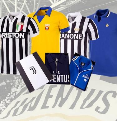 FC Juventus Kollektion