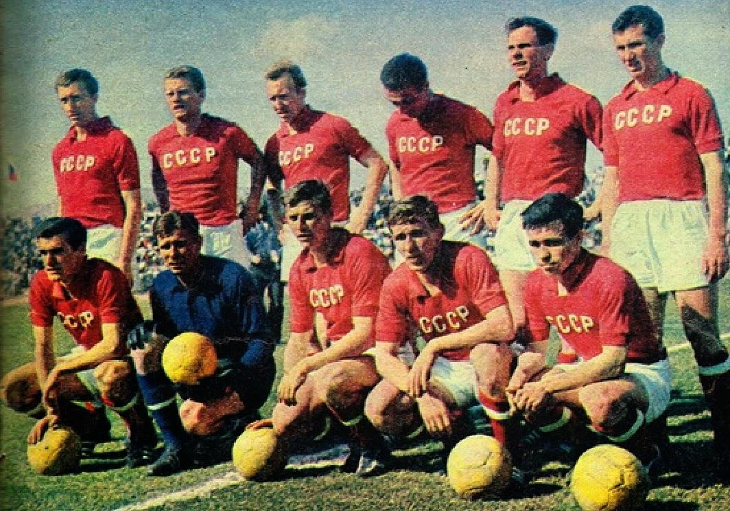 UdSSR Retro Trikot Chile 1962 Retrofootball